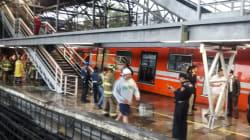 El Metro CDMX se hunde... y se hunde... y se