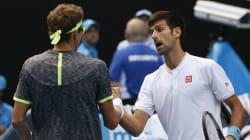 Djokovic sorti au 2e tour de l'Open d'Australie par le 117e