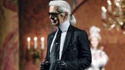 Non, Karl Lagerfeld ne s'habillait pas toujours de la même