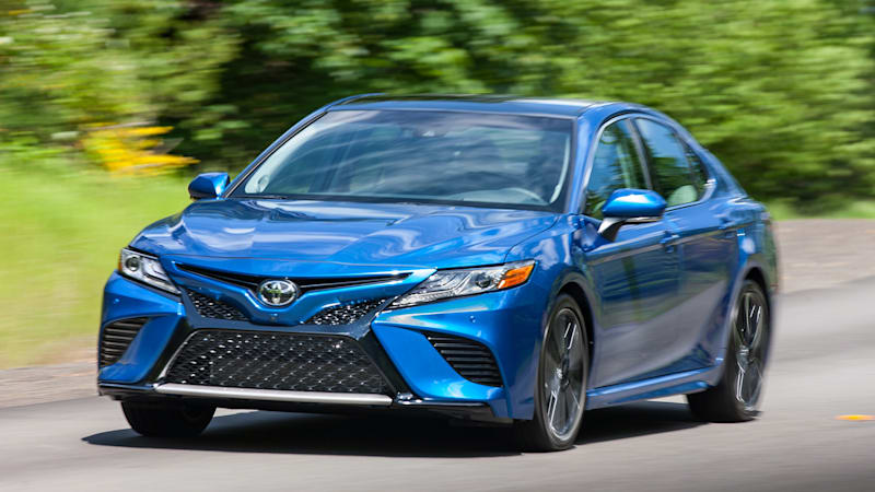Desirable At Last 2018 Toyota Camry Hybrid First Drive Autoblog