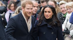 Meghan Markle, Prince Harry Show PDA During 1st Joint Royal
