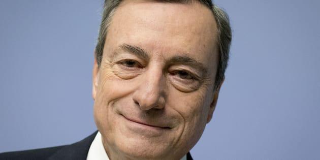 Mario Draghi alla Scuola Superiore Sant