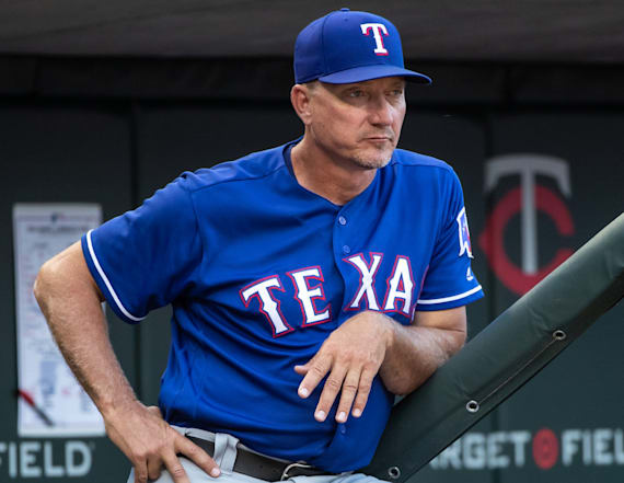Texas Rangers fire manager after another losing year