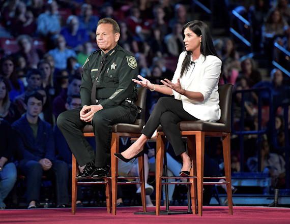 Fla. sheriff slams NRA spokeswoman after bold remark