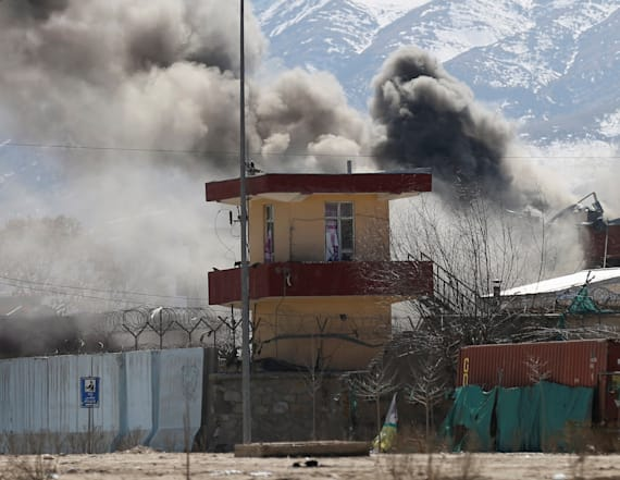 Strike kills about 20 Taliban at religious school