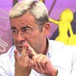 Jorge Javier Vázquez pide el voto por este partido en 'Sálvame':
