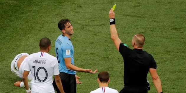 France-Belgique à la Coupe du monde: après l'arbitre argentin contre l'Uruguay, les Bleus arbitrés par un uruguayen contre la Belgique.