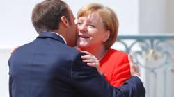 Aerei e cannoni: l'Europa si fa anche così, parola di Macron e
