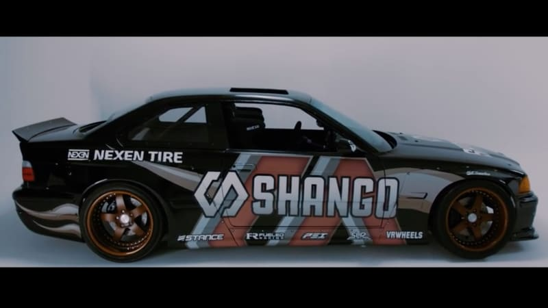 Certified Pre Owned Bmw Las Vegas >> A marijuana distributor is sponsoring a Formula Drift car - Autoblog