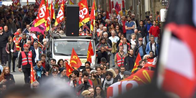 La CGT, FO et Solidaires appellent à une journée de grève et de manifestations le 16 novembre