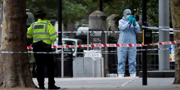 Londres : Le conducteur qui avait fauché des piétons samedi a été relâché