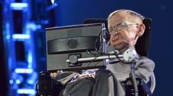 La preciosa frase de Stephen Hawking con la que más se le está