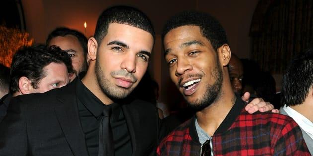 """Drake et Kid Cudy ne semblent plus vraiment """"amis""""."""
