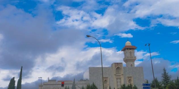 Centro Cultural Islámico, Mezquita de la M30 en Madrid.