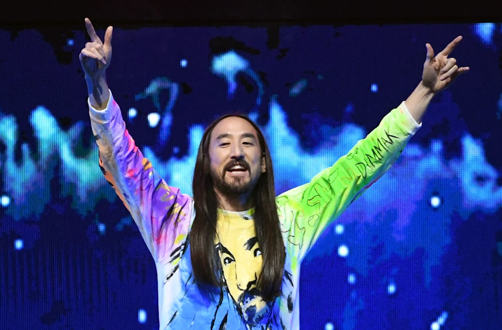 Steve Aoki, the world's most traveled DJ, will only travel with these headphones - AOL