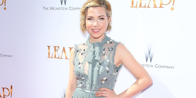 Carly Rae Jepsen attends the premiere of The Weinstein Company's 'Leap!' on August 19, 2017.