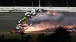 Cet accident à Daytona impressionne même les