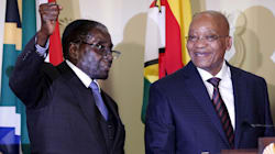 Zimbabwe At A Crossroads -- And South Africa's Inability To