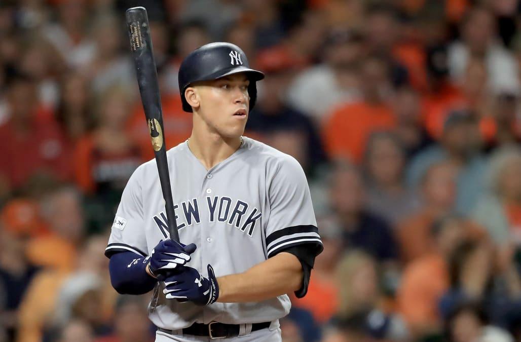 9350f97b583 MLB  Judge s recruiting talk with Machado inappropriate - AOL News