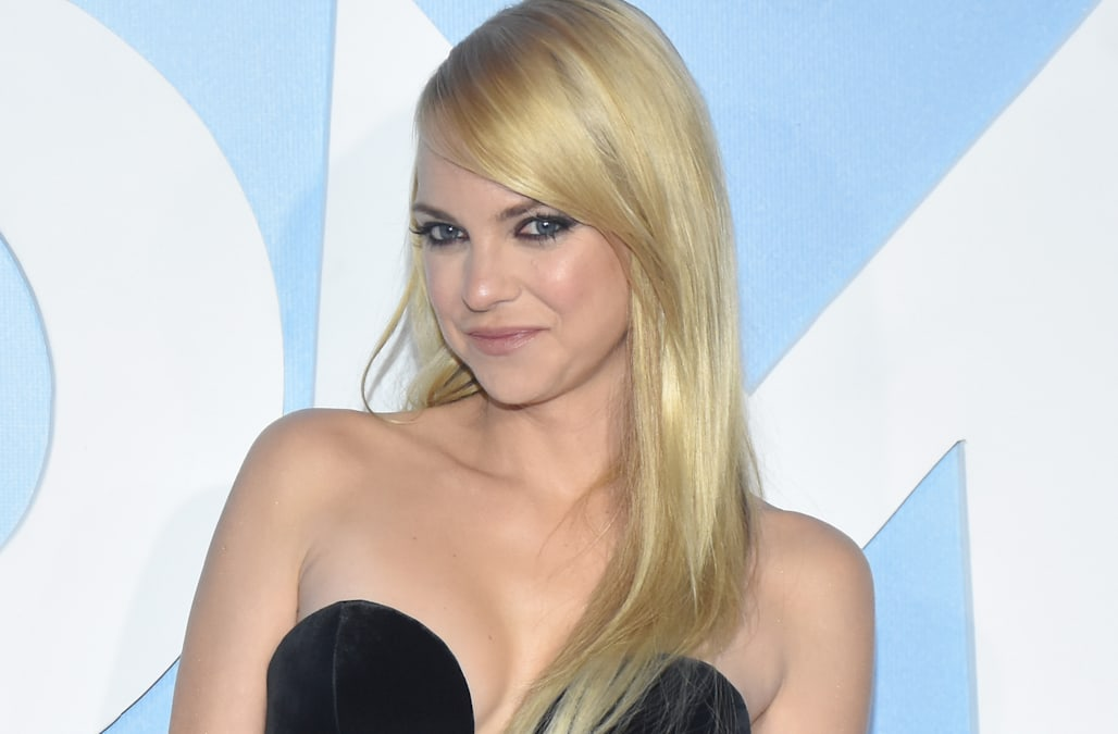 Anna Faris gets real about her sex life, coparenting and more
