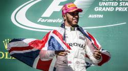 F1 Gp d'America: sua maestà re