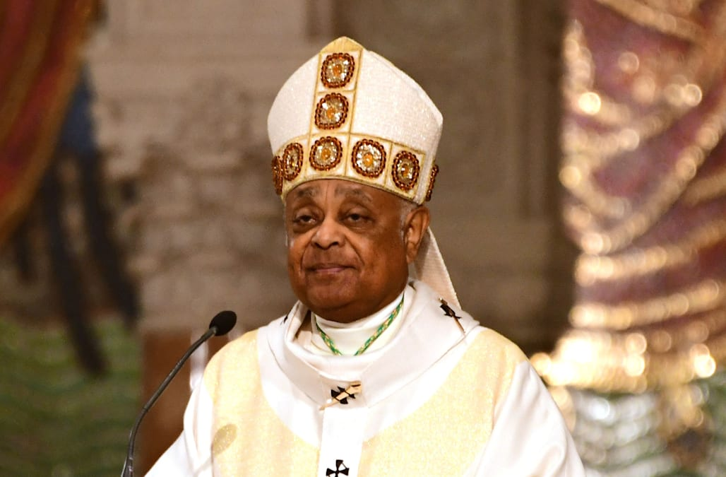 Pope names 13 new cardinals, includes U.S. Archbishop Gregory