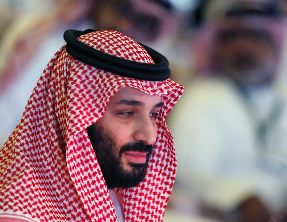 Report: CIA concludes Saudi prince ordered murder
