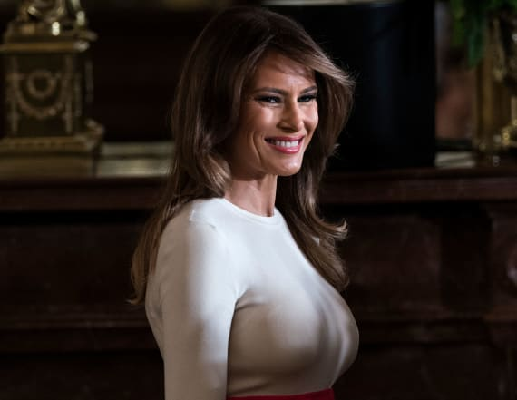 Melania makes major change to first lady's office