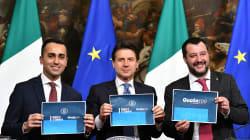 Le gouvernement populiste italien adopte le revenu de