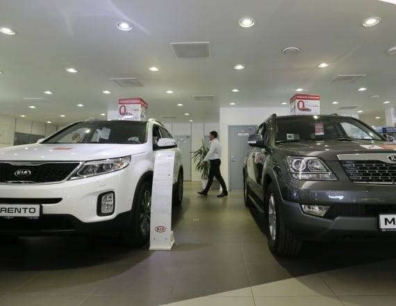 Kia issues U.S. recall of vehicles for fire risks