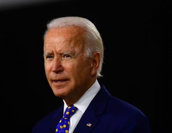 Biden is open to scrapping filibuster