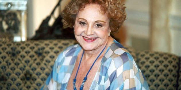 Move Eva Todor aos 98 anos.
