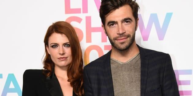 Elodie Frégé pose avec Gian Marco, son nouvel amoureux et ex-Bachelor.