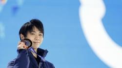 羽生結弦、初の金メダルから優勝9回。華麗なる演技を振り返る(画像)