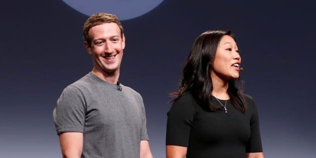 Mark Zuckerberg va être papa d'une deuxième petite fille