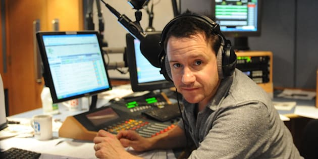 "File photo dated 07/01/13 of Jon Holmes, as the presenter on BBC Radio 4's The Now Show has said the broadcaster fired him because it wanted ""more women and diversity""."