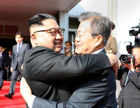 Korean leaders hold surprise second summit