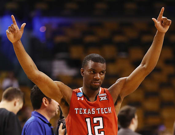 NCAA roundup: Texas Tech reaches first Elite Eight