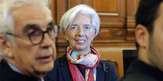 Christine Lagarde a été dispensée de peine dans l'affaire Tapie