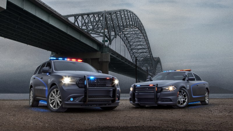 2018 Dodge Durango Pursuit To Serve Alongside Police Tuned Charger