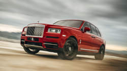 Check Out The New Rolls-Royce SUV. Yup, You Read That