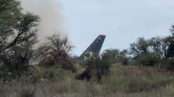 Envían caja negra de avión accidentado en Durango a