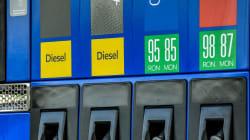 Le diesel plus cher que l'essence dans 1 station sur 5 en