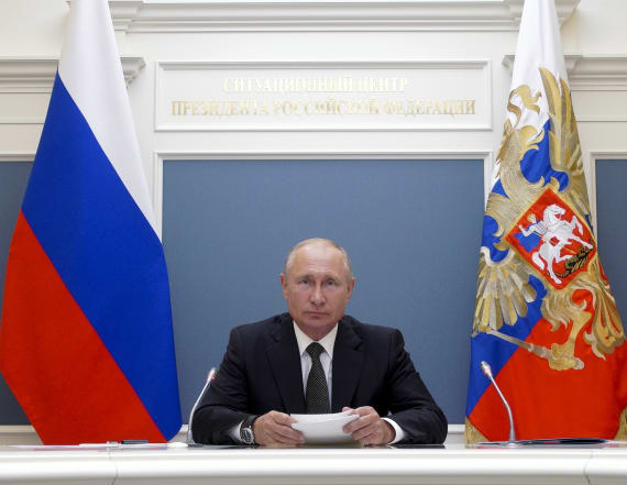 Referendum allows Putin to stay in power until 2036