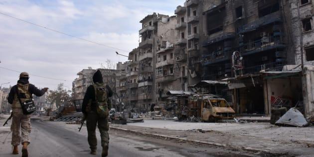 Accord de cessez-le-feu entre les rebelles et le régime, sur tout le territoire syrien
