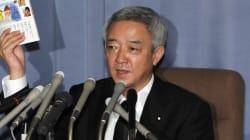 松本龍氏が死去、民主党政権で復興相