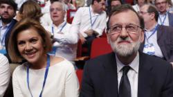 Rajoy fue clave para que Cospedal dejara el escaño tras las grabaciones de