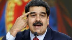 """Estoy dispuesto a dialogar con Guaidó"": Maduro; ""no me prestaré al falso diálogo"":"