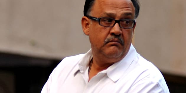 A file photo of Bollywood actor Alok Nath.