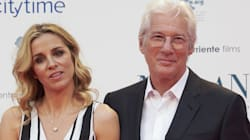 Richard Gere (ri)diventa padre all'età di 69